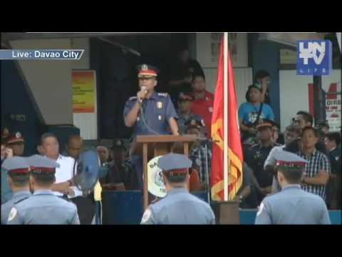 Rodrigo Dutertes first speech as President of the Philippines