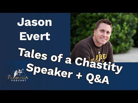 Jason Evert: Tales of a Chastity Speaker