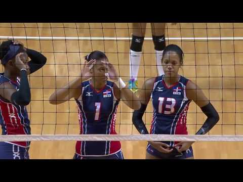 #AAUVBNatls: Dominican Republic vs. Mizuno Sports Performance (World Championship)
