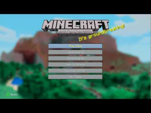 How To Get Into The Void! (Minecraft Xbox 360)