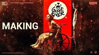 Game Over | Behind The Scenes | Taapsee Pannu | Ashwin Saravanan | Y Not Studios