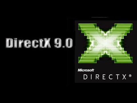 Cómo instalar Directx 9.0c para PC antiguas de pocos recursos