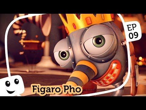"""Figaro Pho neue Folgen: """"Angst vor Dieben"""" I  lustige Cartoon ganze filme  animation"""