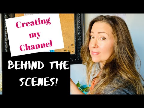 behind-the-scenes:-creating-my-spanish-channel!