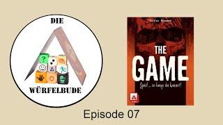 Die Würfelbude - 07: The Game Spiel ... so lange du kannst!