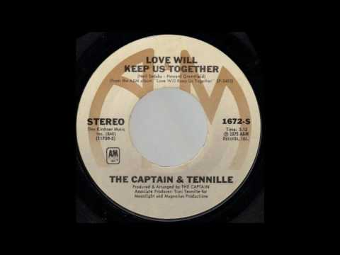 1975_001 - Captain and Tennille - Love Will Keep Us Together - (45)(3.24)