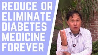 Reduce or Eliminate Diabetes Medication Forever with this Hack You Were Never Told