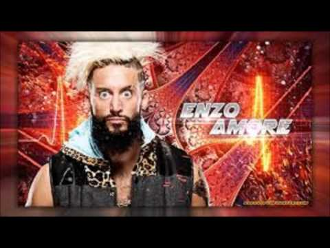 Enzo Amore - Sawft Is a Sin Theme Song 2017