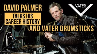 Vater Percussion - David Palmer - Rod Stewart