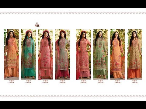 EID Dresses Collection 2018|| Vivek Fashion Flower Girl Vol 5|| Latest Indian Dresses Collections