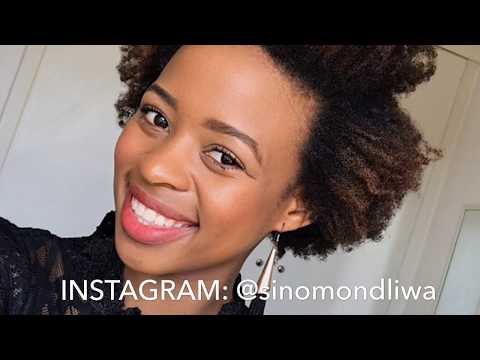 EVERYDAY AFRO HAIR CARE AND MAKEUP