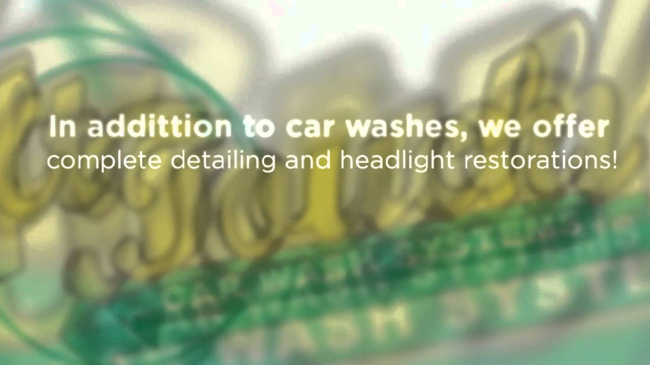 Soft Touch Car Wash Systems Dayton Oh