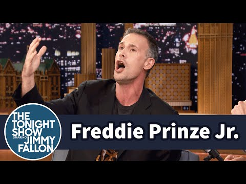 Freddie Prinze Jr. Saved a Man Chris Klein Threw into a River