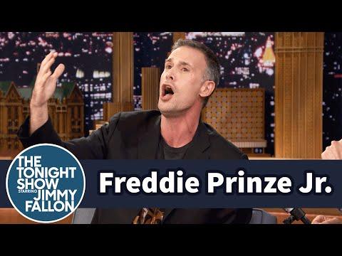 Freddie Prinze Jr. Saved a Man Chris Klein Threw into a River