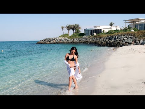 Zaya Nurai Island 🌴 Abu Dhabi | Joan Vlogs