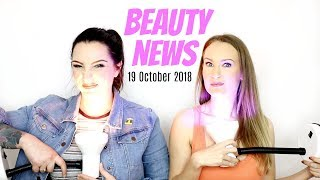 BEAUTY NEWS - 19 October 2018 | New releases & Updates