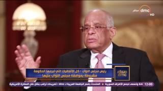 بالفيديو..رئيس النواب يجيب.. ماذا لو رفض البرلمان اتفاقية صندوق النقد؟