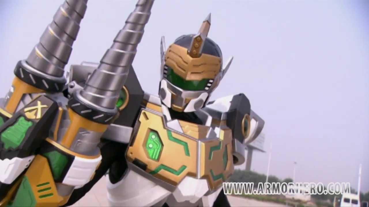 Armor hero xt official english clip hd 35 youtube