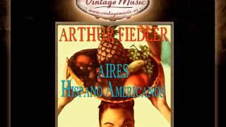 Arthur Fiedler -- Malagueña