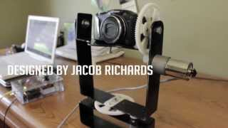 DIY Pan Tilt Camera Mount