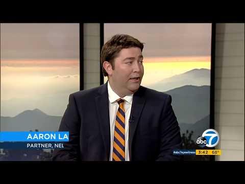 Aaron Lachant Discusses Looming California Marijuana Legalization on ABC7