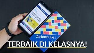 Review Asus ZenFone Live L1, Android 1 Jutaan yang Berfaedah!