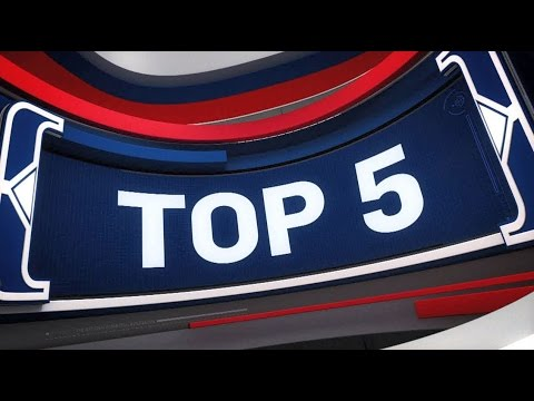 Top 5 NBA Plays of the Night: May 21, 2017