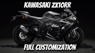 #109 KAWASAKI ZX10RR FULL CUSTOMIZATION (LAST EPISODE) | RIDE 3 INDONESIA