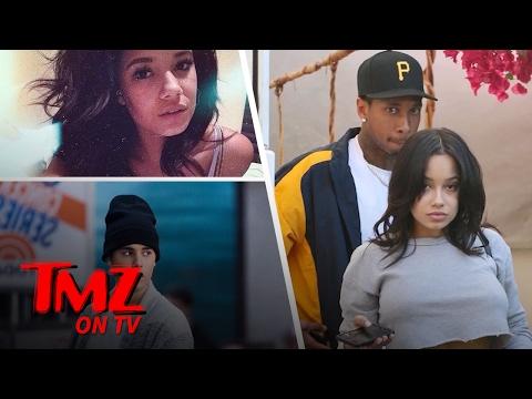 Tyga Has A Type! | TMZ TV
