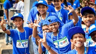 Education and Sports for All | Matchday Experience 2018 | MI vs DD