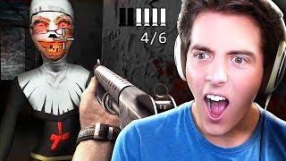 KILLING THE NUN!! | Evil Nun (Mobile Horror Game)