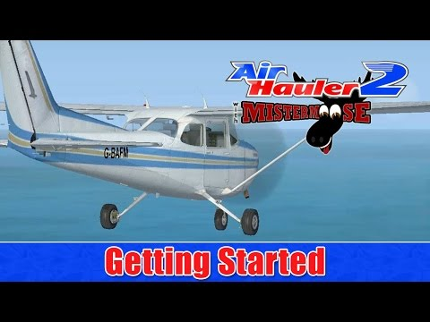 FSX - Air Hauler 2 - Getting Started in Career Mode