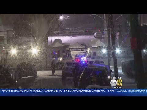 Suspect Shot By Law Enforcement In Yonkers