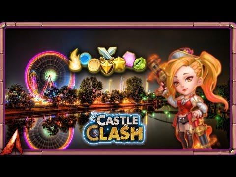 Double Evolving Gunslinger! She Wrecks Infernal Summit! Castle Clash