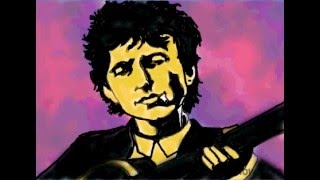How to Draw Bob Dylan