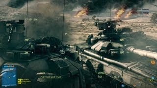BATTLEFIELD 3 Multiplayer #54  ♠German, HD♠ -- TV Rakete