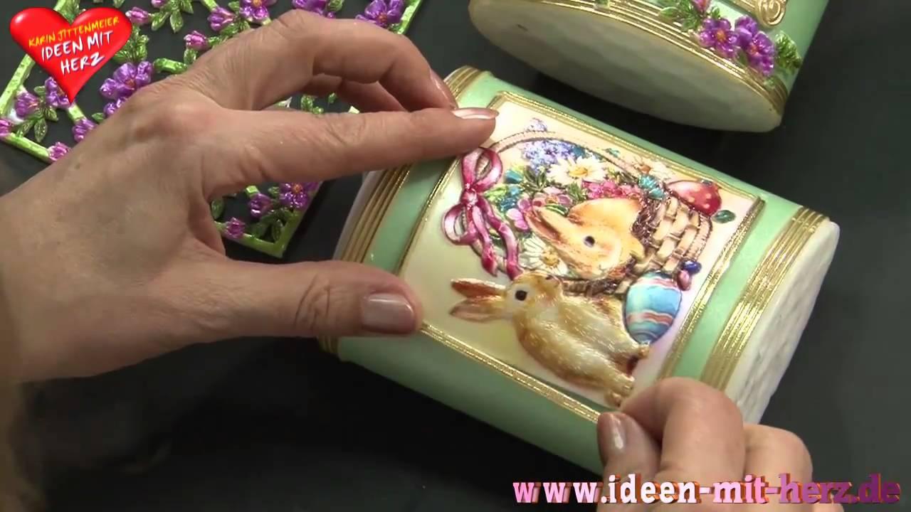 Ideen mit Herz Kerzen gestalten mit Verzierwachs und Wachsornamenten Teil 1 YouTube