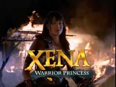 xena a princesa guerreira em portugues