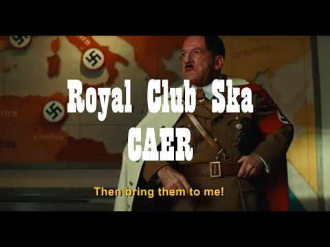 Royal Club Ska - Caer VIDEO CON LETRA