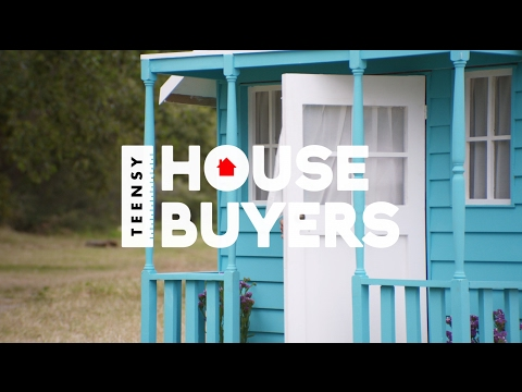 "World of Tanks 2017 Super Bowl Commercial | ""Teensy House Buyers"""