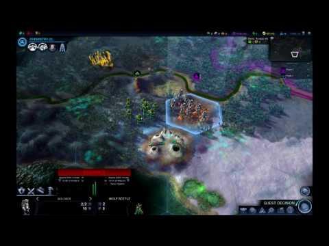 Vízihullák és Andi | Civilization Beyond Earth Coop #3