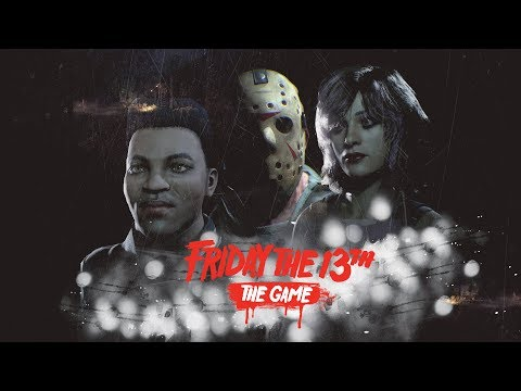 Friday the 13th the Game - I Survived!