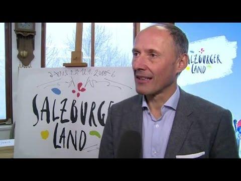 SalzburgerLand präsentiert neue Wort-Bild-Marke und neues Design - BILD