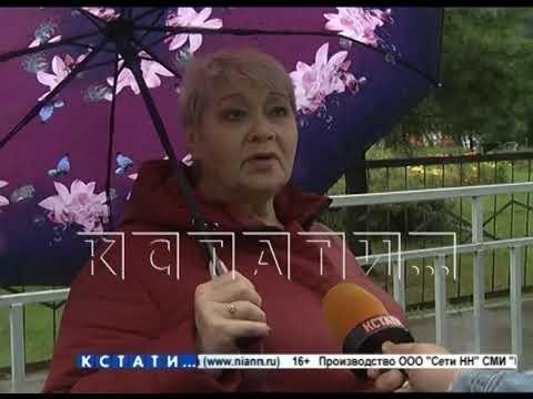 «Поезд здоровья» прибыл на станцию Сормовский район