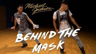 Michael Jackson - Behind the Mask  (Dance Video) Choreography | MihranTV