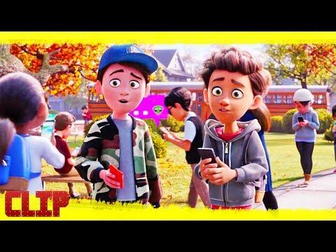 """Emoji: La película Clip """"¡No te pierdas este avance!"""" Español"""