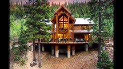 Lakeside West Cabin - Luxury vacation rental at Tumalo Lake just 12 mi to downtown Bend Oregon