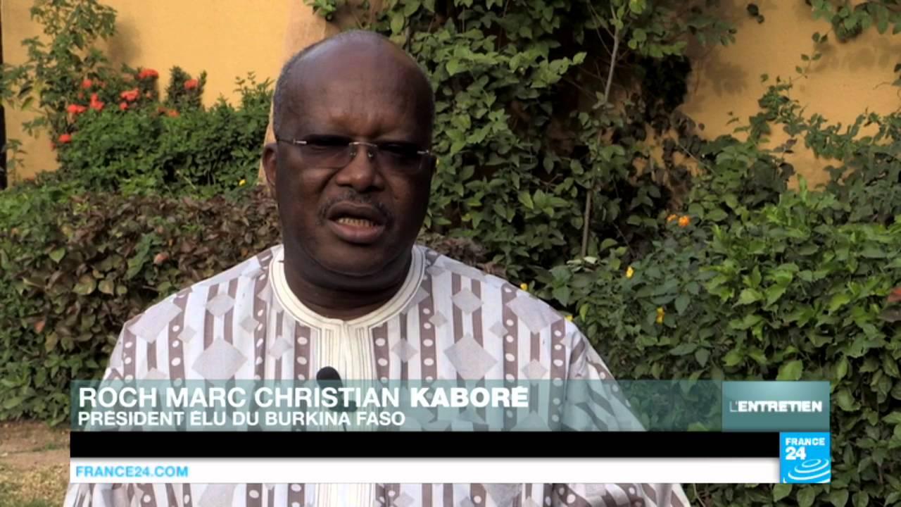 """Download Le président Kaboré : """"La justice suivra son cours jusqu'au bout au Burkina Faso"""""""