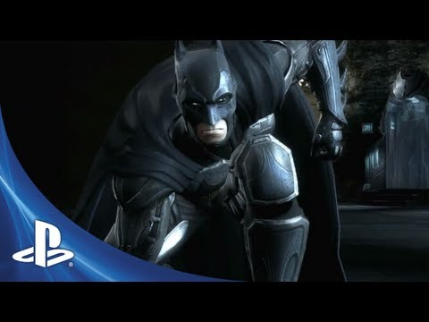 Injustice: Gods Among Us - PS3 Dev Diary: Behind The Battles - 0 - Injustice: Gods Among Us – PS3 Dev Diary: Behind The Battles