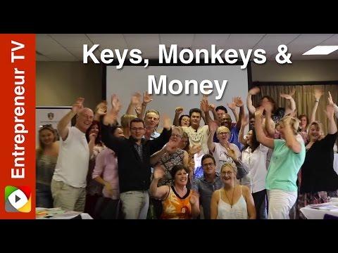 Keys, Monkeys & Money
